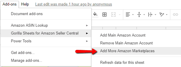 Can I connect to multiple marketplaces? 1