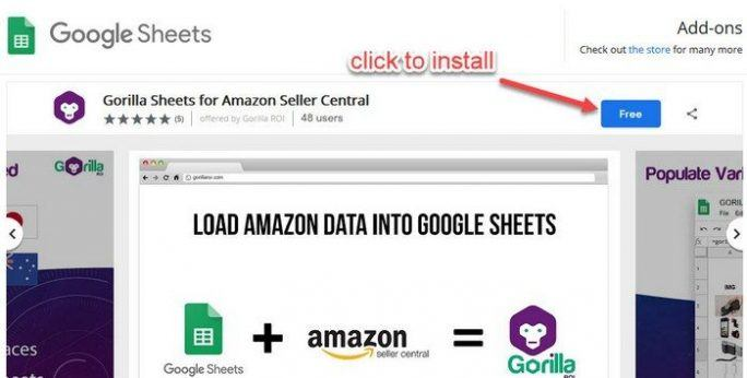 Enable Gorilla Sheets on Templates and Sheets 2