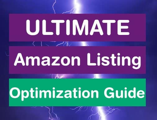 ULTIMATE Amazon listing optimization guide. Free checklist included. 1