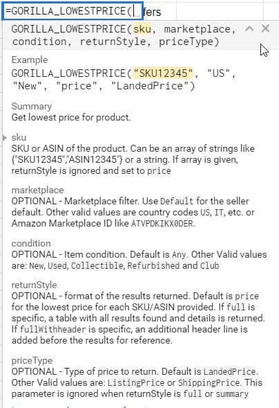 amazon lowest price