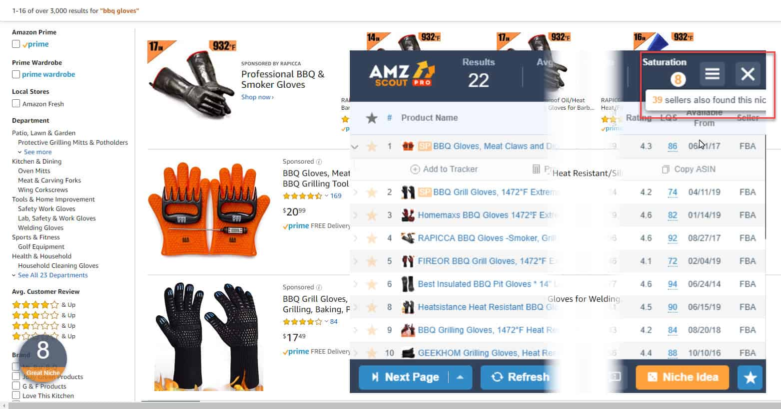 This is why you should not use Amazon research tools on your listing 2