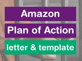 amazon plan of action letter