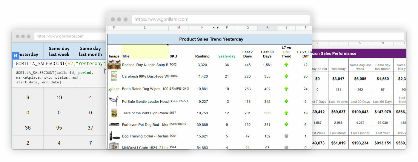 Sales analysis 1