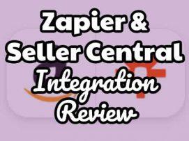 zapier seller central integration