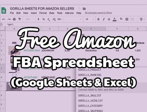 Amazon Review Checker with Google Sheets 2