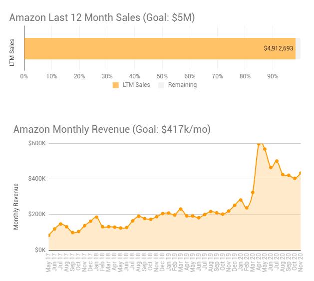 nov 2020 amazon revenue update