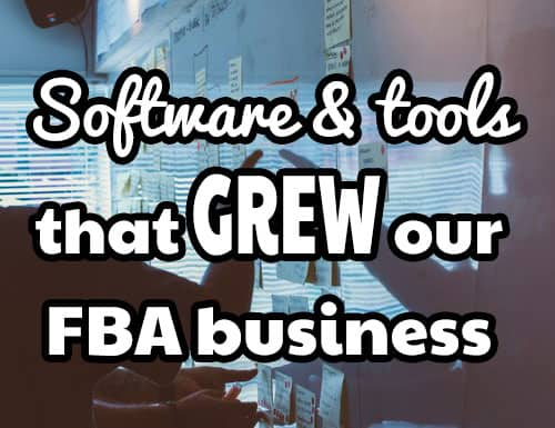 Best software for FBA sellers